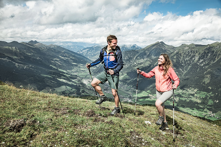 Fun hiking in the heart of the Hohe Tauern